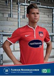 Florian Niederlechner - 1. FC Heidenheim