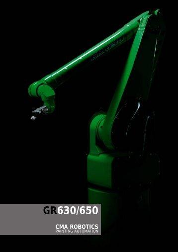PROGRAMMING - CMA Robotics