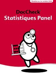 Statistiques Panel