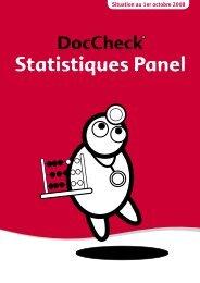 Statistiques Panel