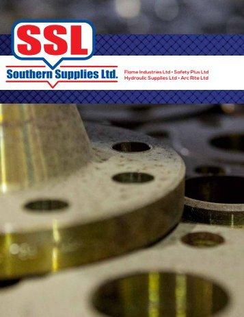 Flame Industries Ltd • Safety Plus Ltd Hydraulic Supplies Ltd • Arc ...