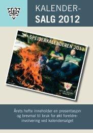 SALG 2012 - KFUK-KFUM-speiderne