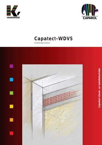 Brochure verwerking-capatect.pdf - Vandeweege