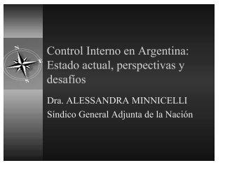Control Interno en Argentina: Estado actual, perspectivas y desafíos