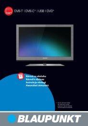 DVB-T   DVB-C*   USB   DVD* - UMC - Slovakia