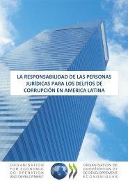 la responsabilidad de las personas jurídicas para los delitos ... - OAS