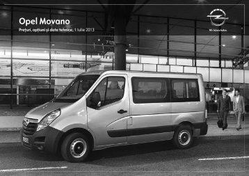 Movano Bus - Opel