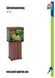 Gebrauchsanweisung Aquarium Juwel Lido 120.pdf - Aquaristik ...