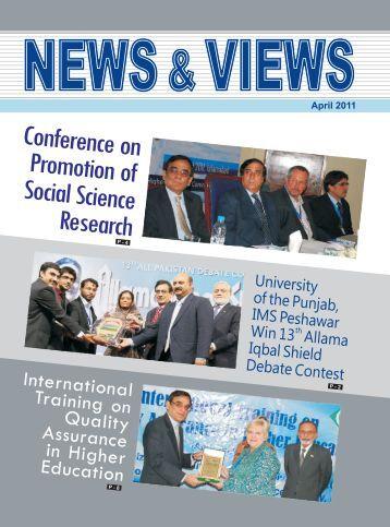 April 2011.pdf - Higher Education Commission