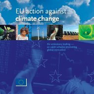 EU emissions trading — an open scheme promoting global innovation