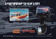 Arancia & Tohatsu flyer - March 2013 (A4) - page 1 (small) - SLSGB