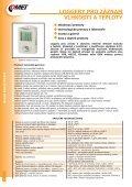 Univerzální monitorovací systém - Page 6