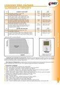Univerzální monitorovací systém - Page 7