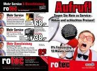 Sagen Sie Nein Zu Service - e8media