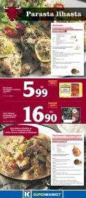 Kysy meiltä, meillä palvellaan - K-supermarket - Page 2