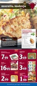 Kysy meiltä, meillä palvellaan - K-supermarket - Page 3