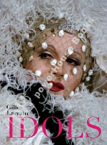 IDOLS Gilles Larrain - powerHouse Books
