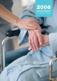 Annual Report 2008 (PDF 3262Kb) - St. James's Hospital