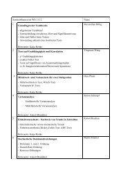 Lehrstuhl für Wirtschafts- und