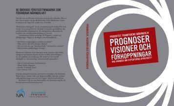 Prognoser, visioner och förhoppningar - IVA