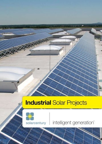 Industrial Solar Projects - Solar Century