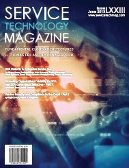 Fundamental Cloud Architectures - Service Technology Magazine