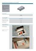 Doppelboden-Anschlusskasten aus Kunststoff PVC-DAK - Woertz AG - Seite 2