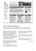 Gemeindebrief - Ev.-Luth. Kirchengemeinde Halle Westfalen - Seite 5