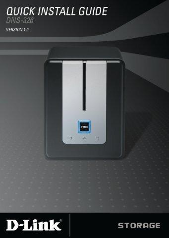 Quick Storage Setup Wizard - D-Link | Technical Support | Downloads