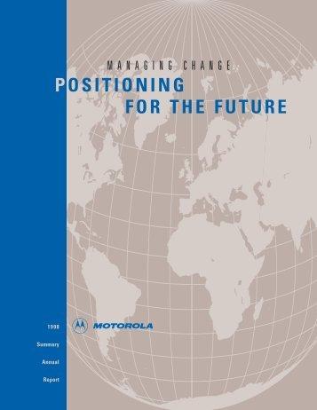 01 Cover/R2 - Motorola Solutions