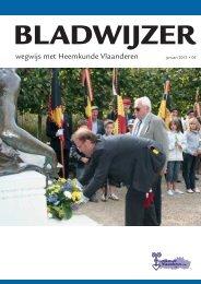 Bladwijzer 6 (pdf, 1,5 mb) - Heemkunde Vlaanderen