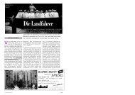 Die Landfahrer - Die Deutsche Bühne