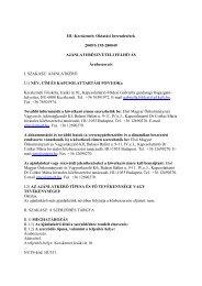 HU-Kecskemét: Oktatási berendezések 2009/S 195-280049 ...
