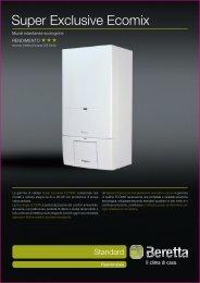Super Exclusive Ecomix - Certificazione energetica edifici
