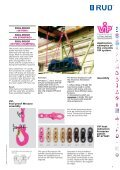 LIFTING AND LASHING SYSTEMS - IT-Service - RUD - Page 7