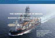 Petrobras - Subsea UK