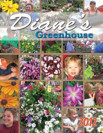 2012 - Diane's Greenhouse