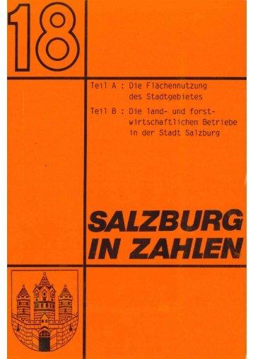 D - Stadt Salzburg