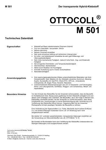 OTTOCOLL M 501 - Northe