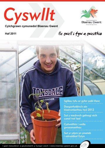 Cyswllt - Blaenau Gwent County Borough Council
