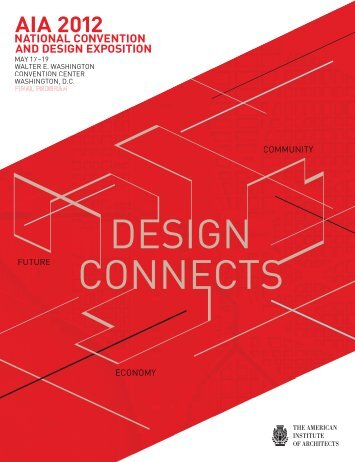 Download - AIA National Convention - American Institute of Architects