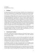 Bericht und Antrag betreffend Abrechnung über die Sanierung und ... - Seite 2