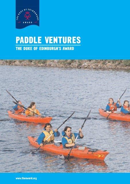 paddle ventures
