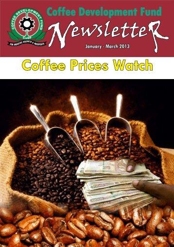 download this newsletter - Coffee Development Fund