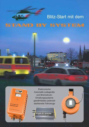 Blitz-Start mit dem - stand by system
