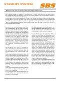 Blitz-Start mit dem - stand by system - Page 4