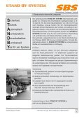 Blitz-Start mit dem - stand by system - Page 6