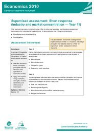 Industry and market concentration — Year 11 - Queensland Studies ...