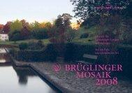 Brüglinger Mosaik 2008