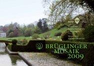 Brüglinger Mosaik 2009